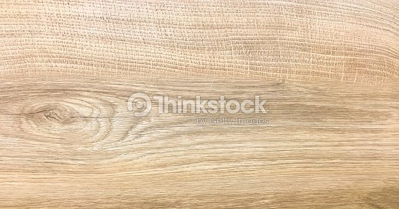 Wood Texture Background Light Oak Wooden Planks Pattern Table Top View Stock Photo