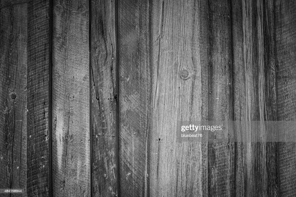 Legno Bianco E Nero : Trama di sfondo in legno bianco e nero motivo foto stock