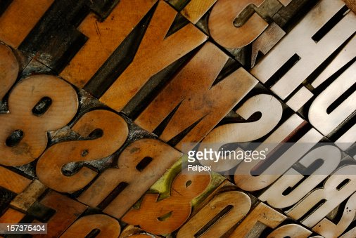 Wood type board extravaganza