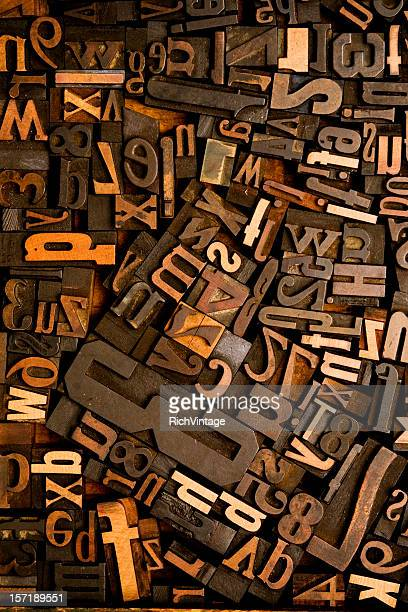 Wood Type Conglomerate