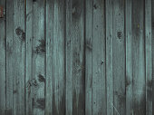 Wooden and empty planks background