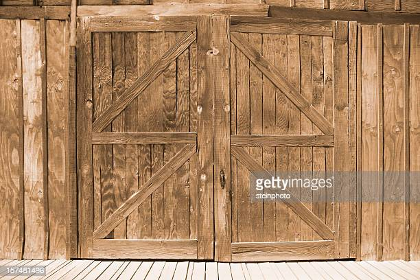 Wooden Barn Doors