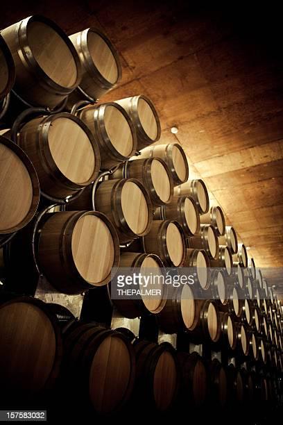 Hölzerne Barrel