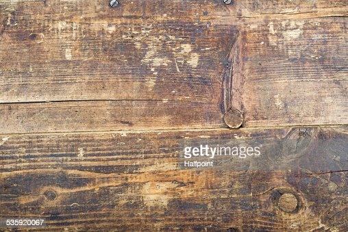 Wooden boards background : Stock Photo