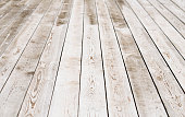 Gray wooden boards background