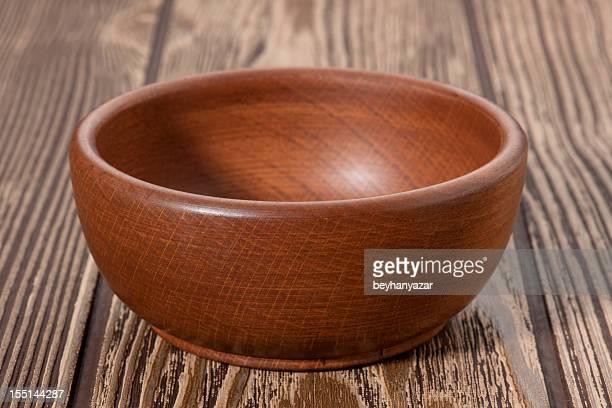 Tazón de madera