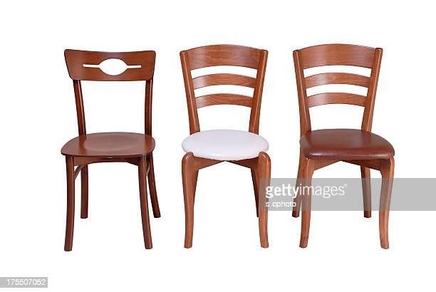 Wooden Chairs (Click for more)