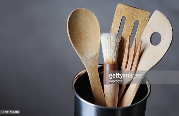 Wooden Cookware