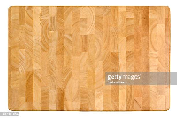 Wooden Cutting Board w/Clipping Path
