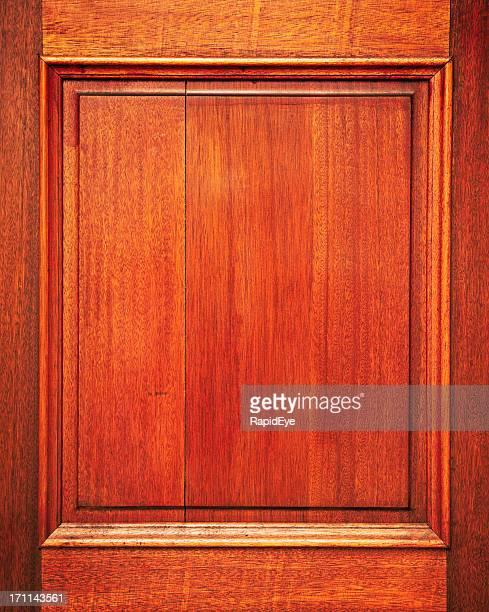 Panneau de porte en bois