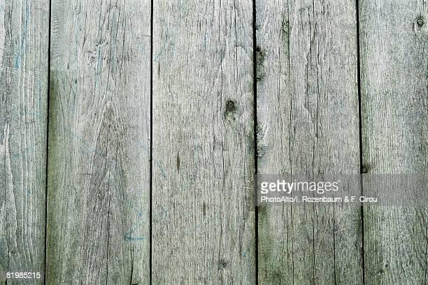 Wooden fence, full frame