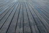 Wooden floor background.
