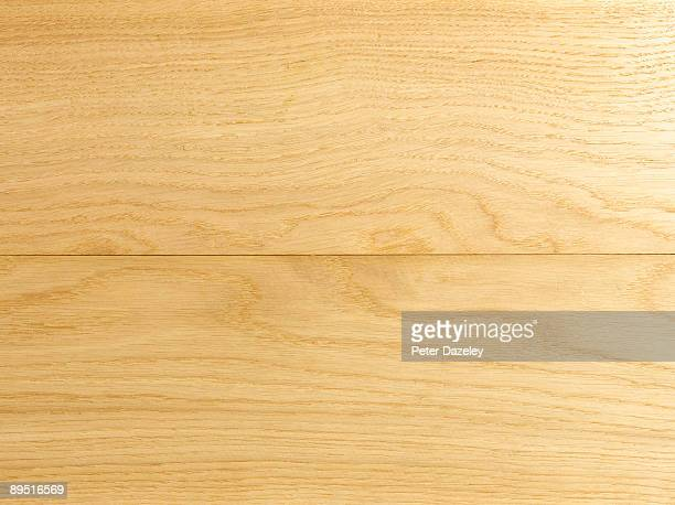 Wooden floor boards.