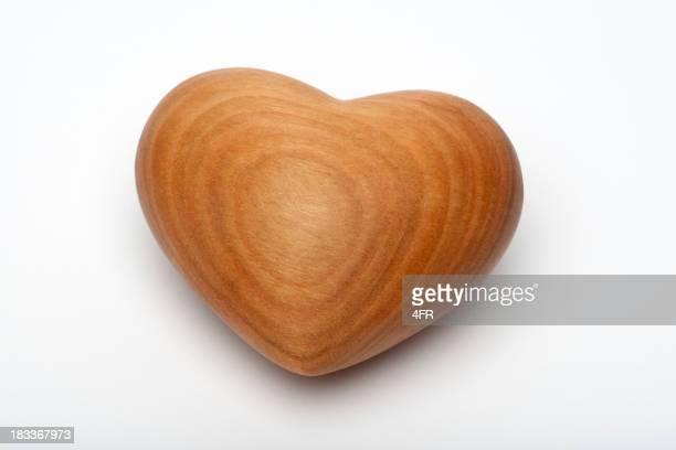 Cuore in legno (XXXL