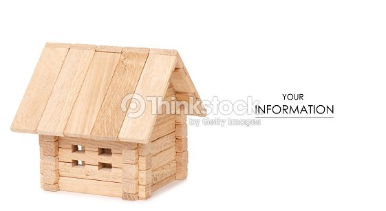 Wooden House Small Pattern Stock Photo Thinkstock