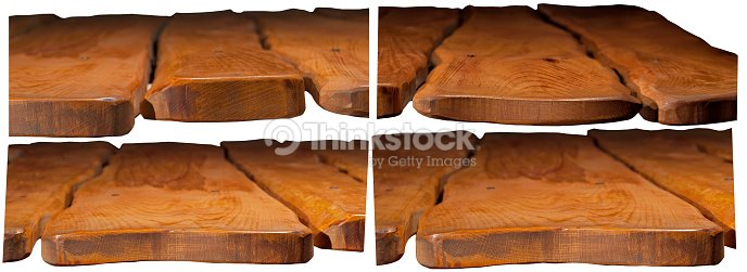 76e25cef27787 Wooden old table isolated on white background   Stock Photo