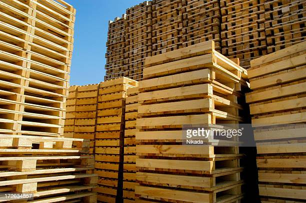 Pallet di legno