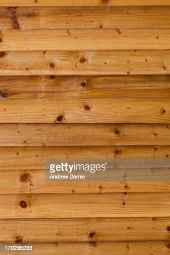 Wooden Panelling