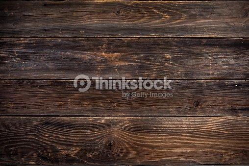 Planches de bois de fond, conception mock up : Photo