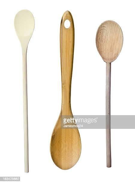 Madera Spoons