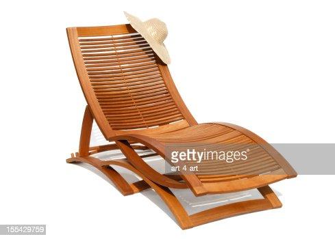 Wooden sunbead on white background