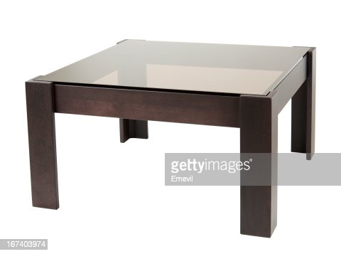 Wooden table : Stock Photo