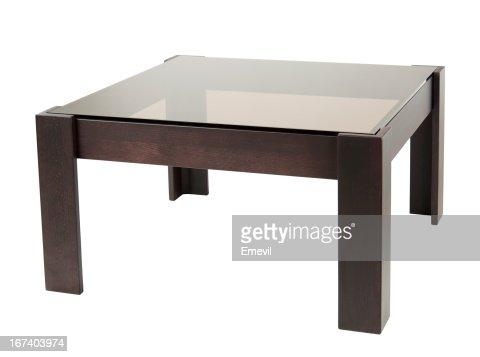 木製のテーブル : ストックフォト