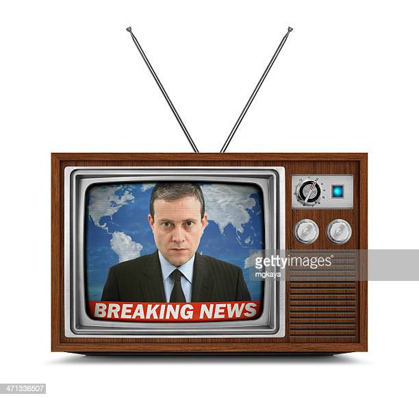Wooden Television - Breaking News