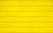 Yellow wooden wall background texture pattern