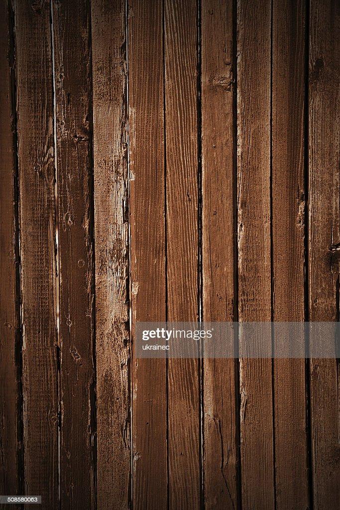 Wooden wall : Bildbanksbilder