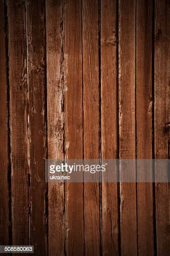 Wooden wall : Stock Photo