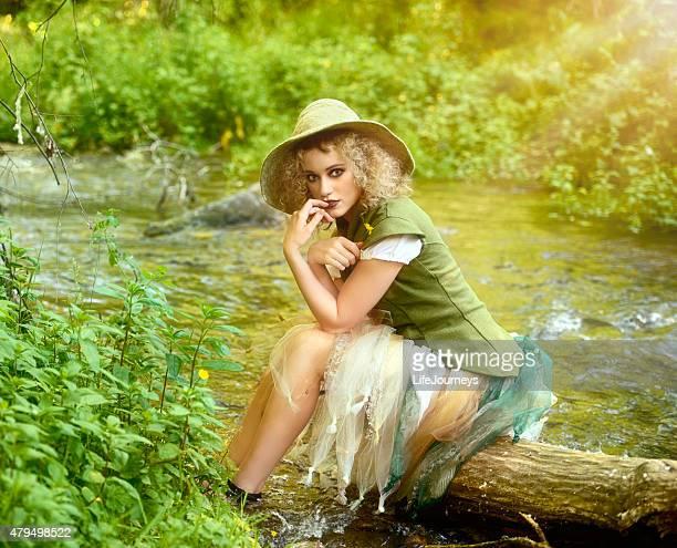Woodland Fee Prinzessin