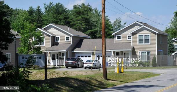 Woodland Village on Lupine Circle at Brunswick Landing Wednesday July 5 2017