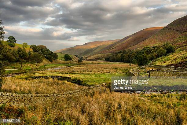 Woodlands Valley, Peak District National Park, UK