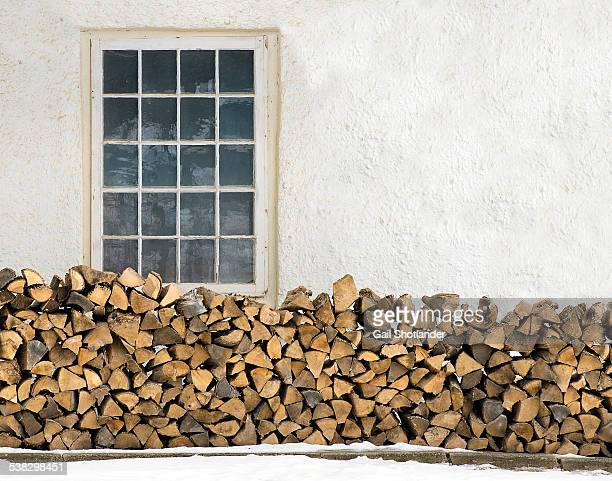 Woodpile at the Window