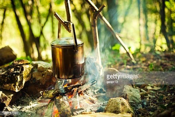 woodsman déjeuner