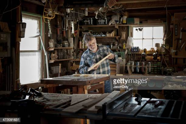 Woodworking Craftsman
