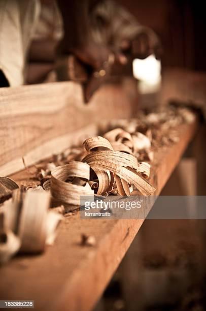 Trabalhar madeira