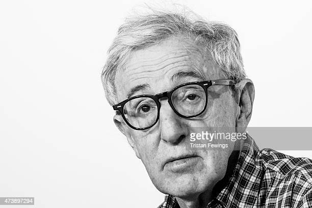 Woody Allen attends the 68th annual Cannes Film Festival on May 18 2015 in Cannes France