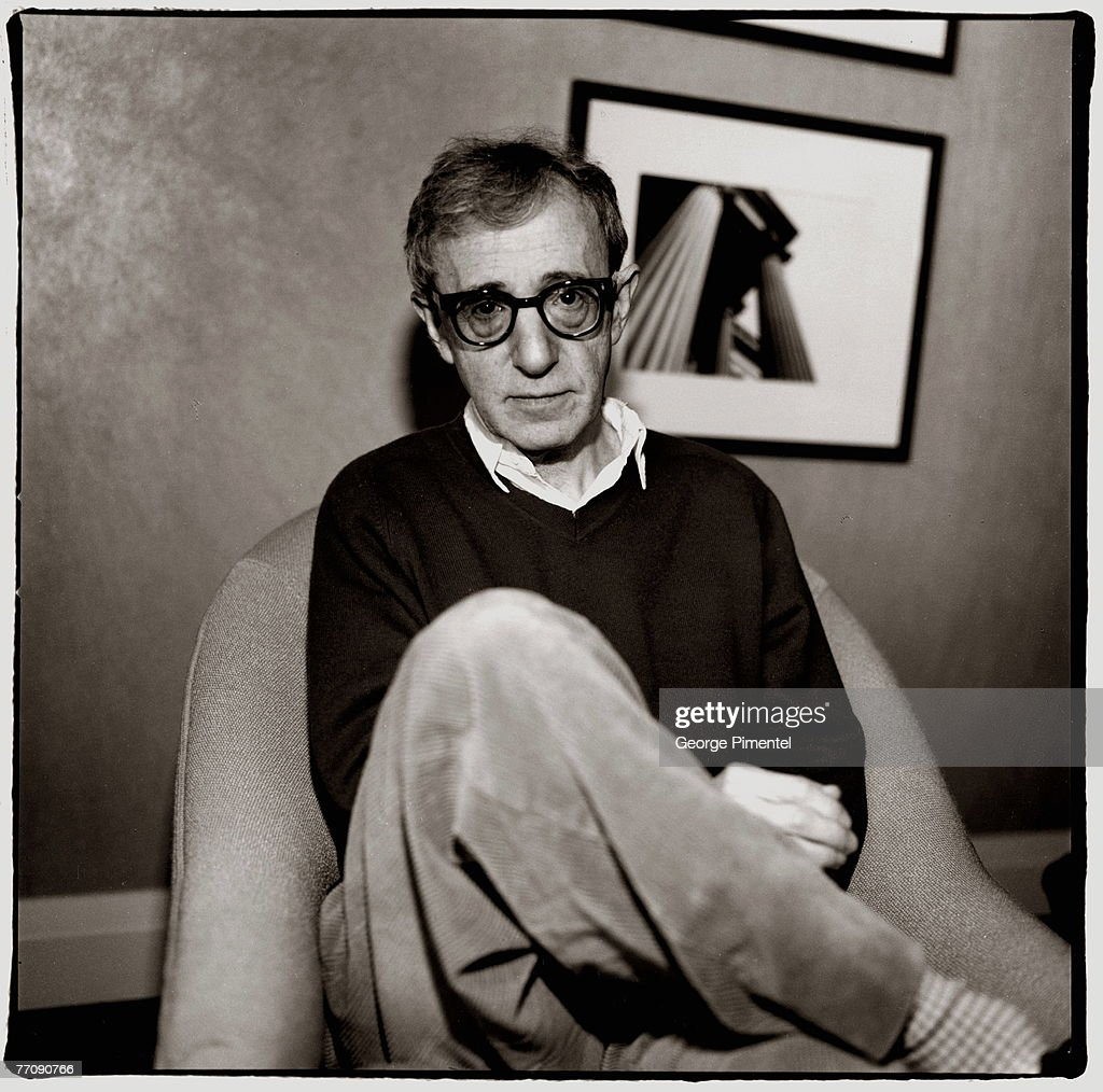 Woody Allen Portraits by George Pimentel