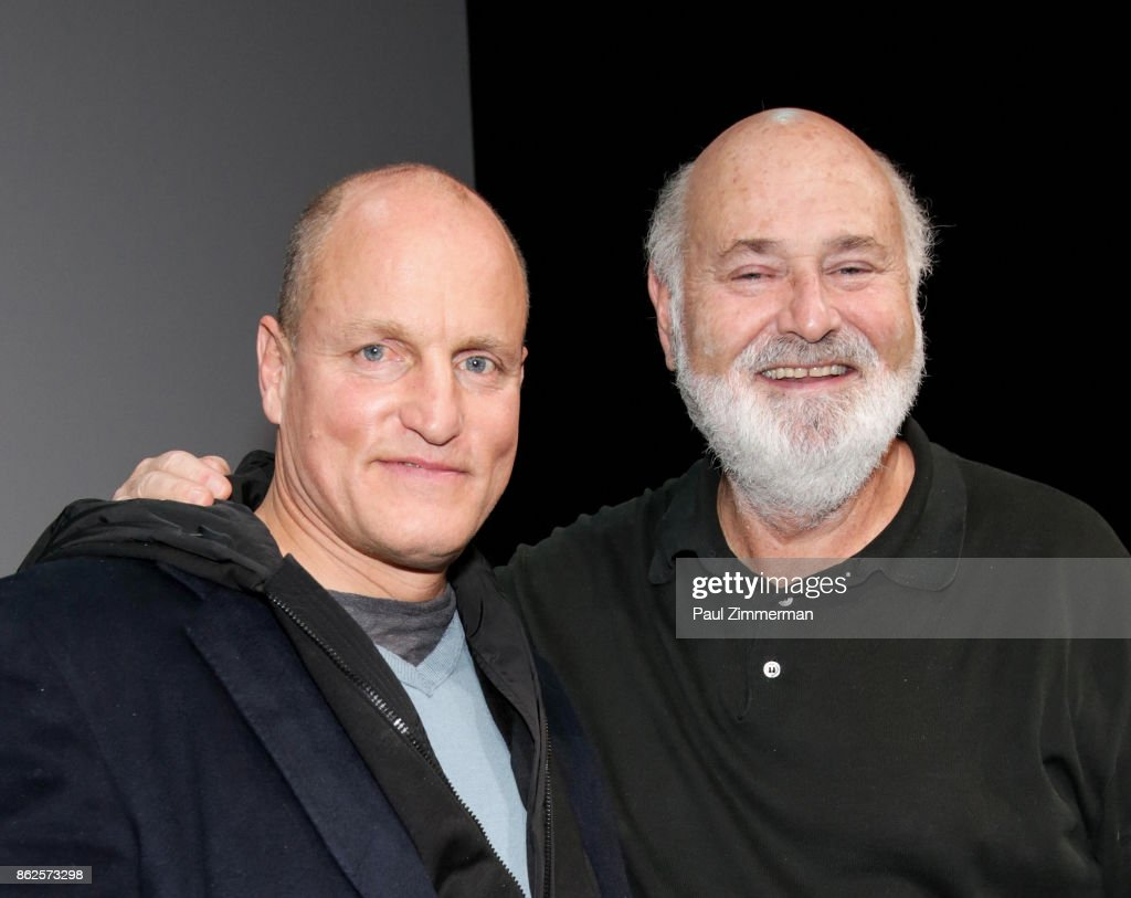 "SAG-AFTRA Foundation Conversations Presents ""LBJ"" With Woody Harrelson And Rob Reiner"