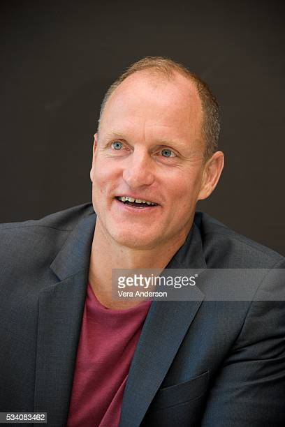 Woody Harrelson at the 'Now You See Me 2' press conference at the Mandarin Oriental Hotel on May 23 2016 in New York City