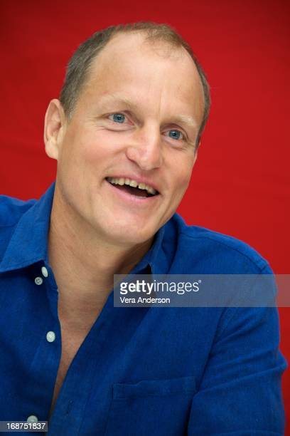 Woody Harrelson at the 'Now You See Me' Press Conference at the Ritz Carlton Hotel on May 12 2013 in New Orleans Louisiana