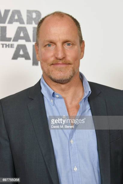 Woody Harrelson attends a special screening of 'The War For The Planet Of The Apes' at The Ham Yard Hotel on June 19 2017 in London England