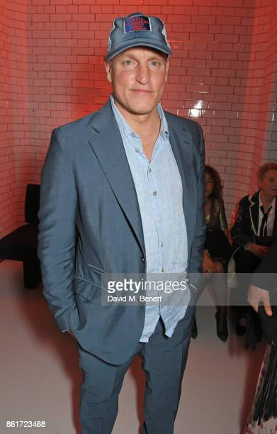 Woody Harrelson attends the after party for 'Three Billboards Outside Ebbing Missouri' at the closing night gala of the 61st BFI London Film Festival...