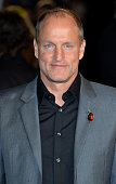 Woody Harrelson attends The Hunger Games Mockingjay Part 2 UK Premiere at Odeon Leicester Square on November 5 2015 in London England