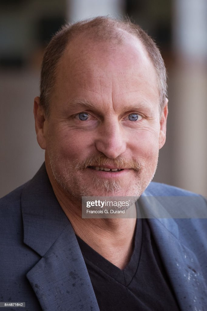 Woody Harrelson attends the naming ceremony of her dedicated beach cabana during the 43rd Deauville American Film Festival on September 9, 2017 in Deauville, France.