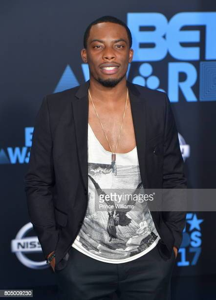 Woody McClain attends the 2017 BET Awards at Microsoft Theater on June 25 2017 in Los Angeles California