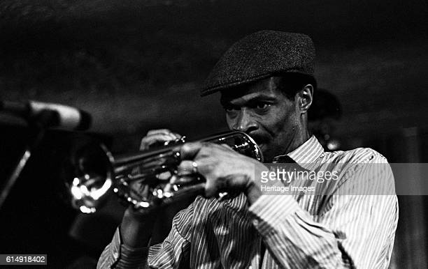 Woody Shaw Bass Clef London October 1987 Artist Brian O'Connor