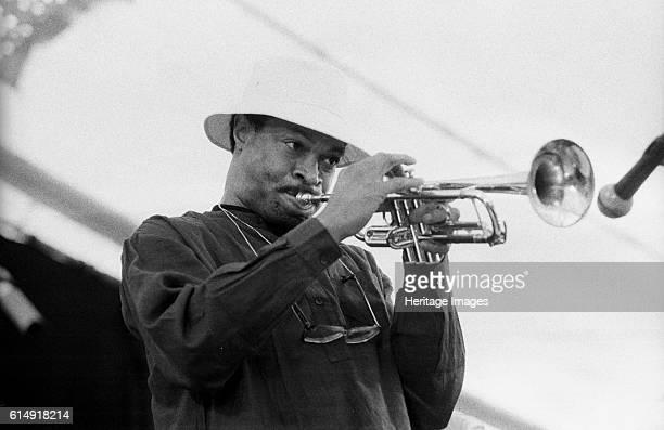 Woody Shaw Pendly International Jazz Festival July 1985 Artist Brian O'Connor